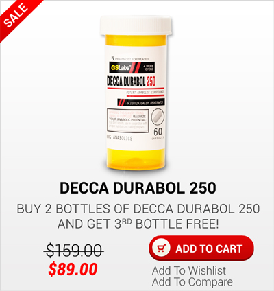 What is Deca Durabolin (nandrolone decanoate)? - Illicit