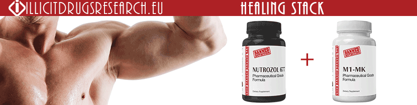 sarms review: Healing stack